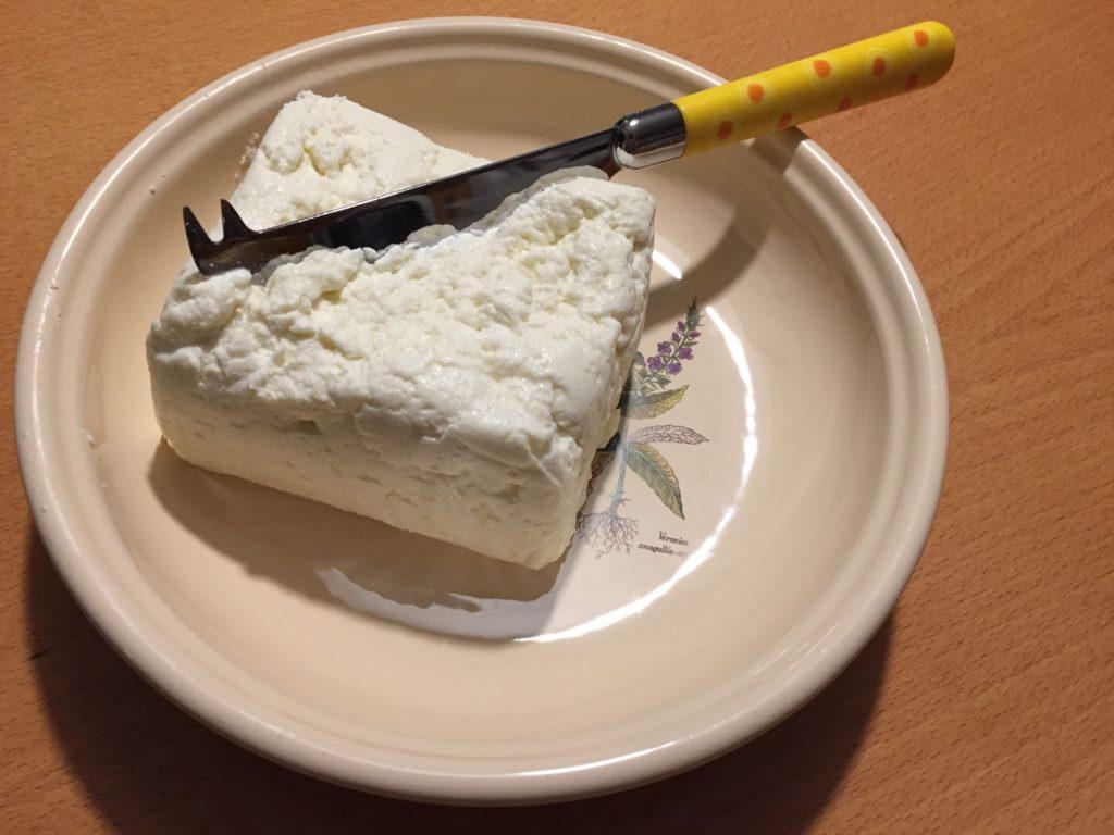 Ricotta di Tarvisio Perchè mangiarla